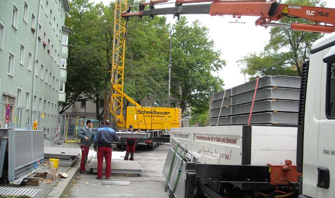 Stahl Metallbau Gmbh Walter Schmid Balkone Aus Pfarrkirchen